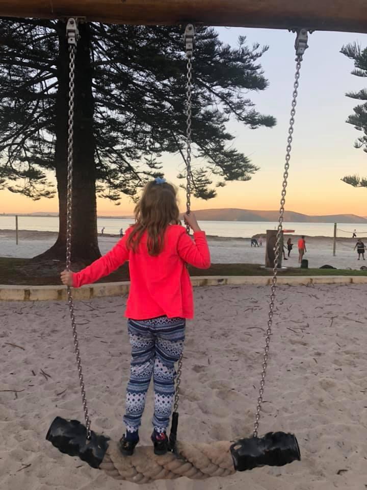 playground on middleton beach